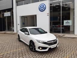 Título do anúncio: Civic Sedan EXL 2.0 Flex Aut. 4p 17/17<br>Valor R$ 107.990,00