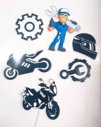 Mecanico motos com experiência