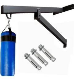 Suporte para saco de pancada - Iron Bel Fitness