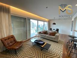 Título do anúncio: Belíssimo apartamento para locação (90m² - 1 suíte) na Vila Olímpia, SP.