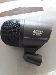 Microfone para bumbo