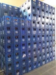 Engradados padrão com os litros R$ 40 entrega grátis acima de 10 grades