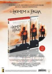 Título do anúncio: Box DVD O Homem de Palha