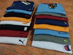 Camisetas mult marcas primeira linha