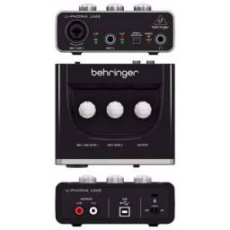 Interface behringer