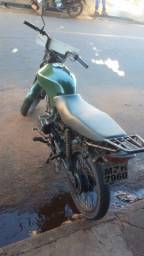 Moto para tráfego rural