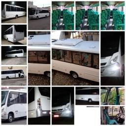 Micro ônibus neobus thunder mais