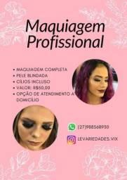 Título do anúncio: Maquiagem profissional