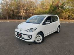 VOLKSWAGEN UP BLACK WHITE RED MB