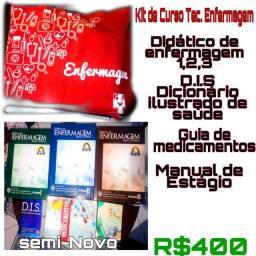 Kit Cur.Tec Enfermagem