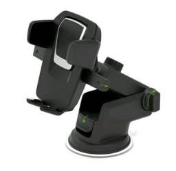 Título do anúncio: Suporte Celular GPS Carro Resistente Firme Haste Ajuste Prolongável Rotação 360 Novo
