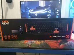 Teclado + Mouse Gamer OEX