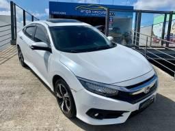 Título do anúncio: Civic Touring 1.5 turbo 2019