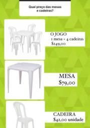 Título do anúncio: JOGOS DE MESAS NOVOS