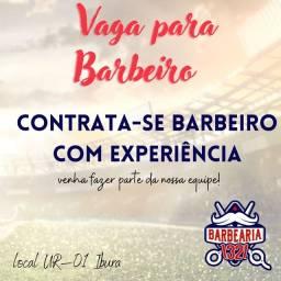Título do anúncio: Procura-se barbeiro com experiência