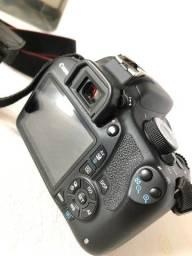 Título do anúncio: Câmera Canon Rebel T5 + Lente 18-55mm