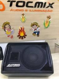 """Caixa Monitor Ativo datrel Ma 10-200 falante 10"""" potência 200RMS Nova Garantia 1 ano Nf"""