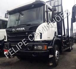 Título do anúncio: Scania P360 Na Plataforma Florestal