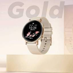?LANÇAMENTO?Relógio SmartWatch Zeblaze Gtr ? Gold