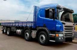 Título do anúncio: Caminhão Scania carroceria