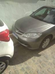 Título do anúncio: Vendo Civic 2005 automático