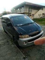 Van H1 Hyundai starex 2001(motor a diesel)