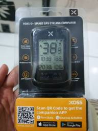 GPS XOSS G+ novo, nunca usado