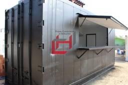 Título do anúncio: Container para ramo alimenticio 15m²