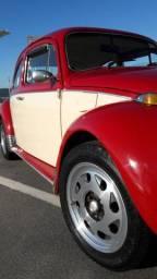 Título do anúncio: VW - Fusca 1985 - motor 1600 - carro unico!