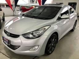 Título do anúncio: Hyundai Elantra GLS com teto solar.