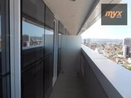 Título do anúncio: Sala comercial para venda e locação, Vila Belmiro, Santos.