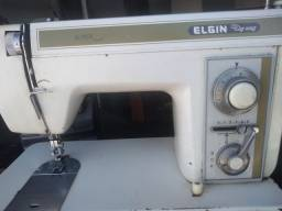 Máquina Elgin zigzag