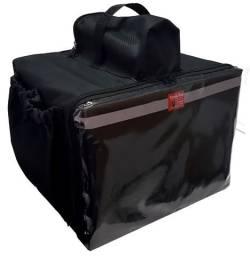 Bag Bolsa Mochila Térmica Entregador Motoboy Pizza Lanche Mercado Marmitex