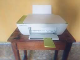 Título do anúncio: Impressora Multifuncional HP Advantage 2136 - Impressora, Copiadora e Scanner