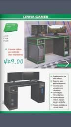 Título do anúncio: Mesa escrivaninha para jogos 71