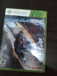 Jogo metal gear rising xbox 360