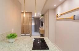 Título do anúncio: Apartamento Double na Praia de Cotovelo com 82m2