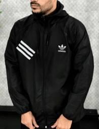 Corta Vento Adidas - Preto