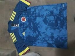 Camisa da Colômbia