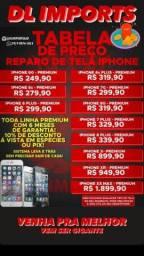 Título do anúncio: Tabela de iPhone