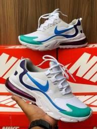 Título do anúncio: Tenis (Leia a Descrição) Tênis Novo Nike React 270 Várias Cores