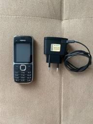 Título do anúncio: Celular Nokia C2-01 (1 mês de uso)