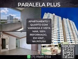Título do anúncio: Paralela Plus, 2 quartos em 54m² com 1 vaga de garagem na Paralela