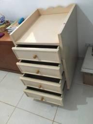 Comoda madeira maciça