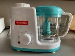 Cozinha e processa alimentos para bebês