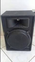 Título do anúncio: caixa acústica semi nova