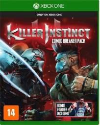 Killer instinct Xbox one semi novo.