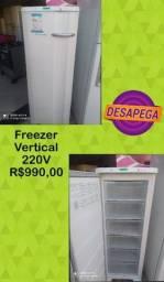 Título do anúncio: Freezer vertical 220 vlts