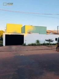 Casa com 3 dormitórios à venda, 96 m² por R$ 300.000,00 - Residencial Das Acácias - Sinop/