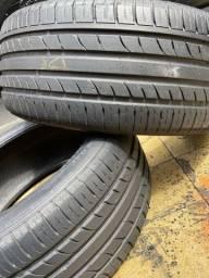Par de pneu 275/45 R 21 Semi novo